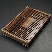 Teetablett Hochwertigem 43 cm * 28 cm * 6 cm Chinese Festen Tee-tablett, haushalt Tee Bord, Chahai/teetisch