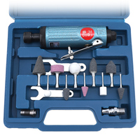 TORO 1 4 Inch Pneumatic Grinding Machine Mold Air Compressor Die Grinder Tool With 14pcs Rotary