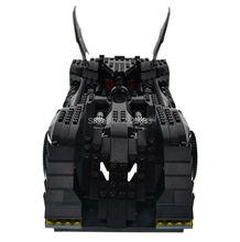 Super Hero Decool 7116 The Ultimate Batmobile minifigures Building Blocks toy for children gift brinquedos Compatible with legoe