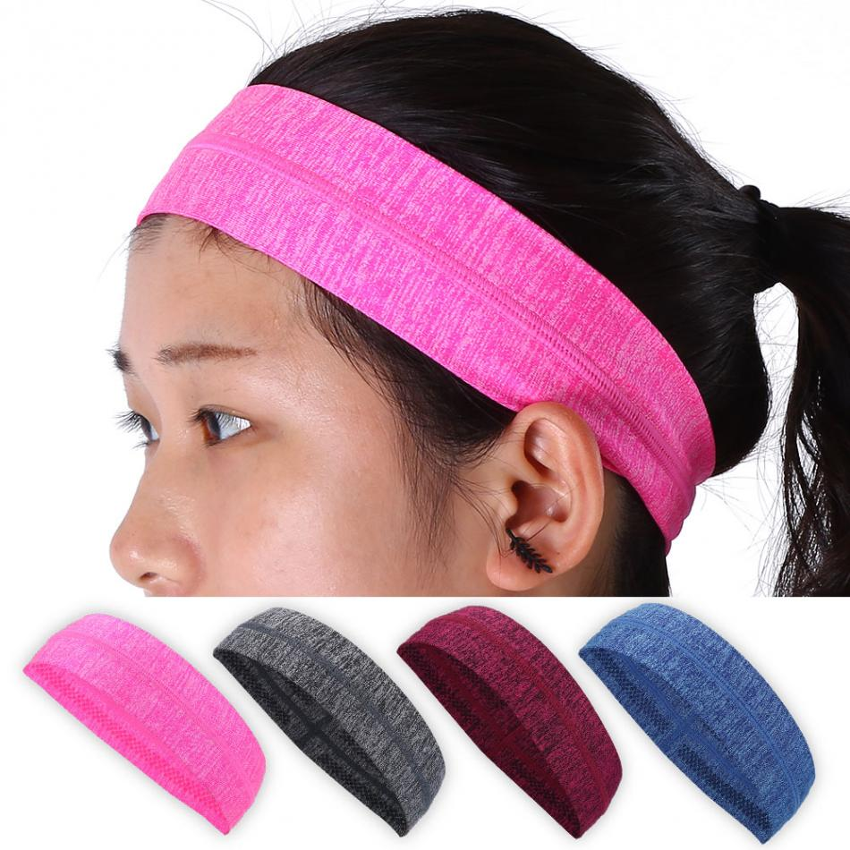 Exercise Hair Bands: Women Sports Yoga Hair Band Running Jogging Gym Exercise
