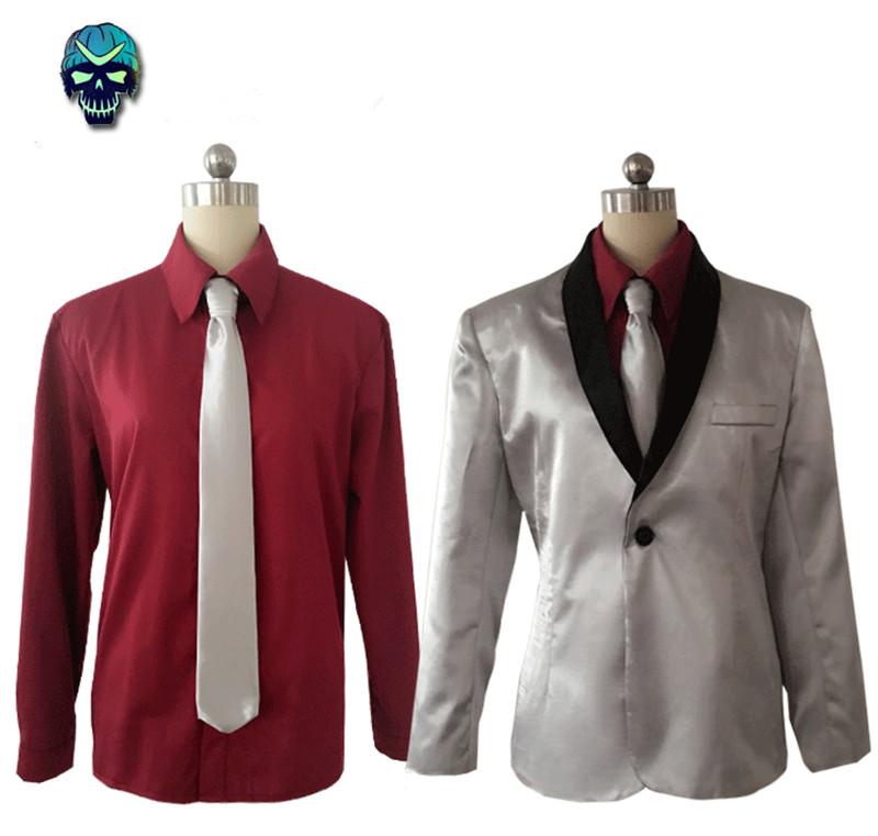 Camisa y chaqueta jokerr