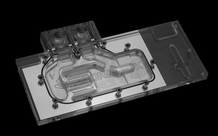 Bykski N-GTX-TX for Reference Edition GTX780 GTX780TI GTX770 GTX TITAN VGA Water Cooling Block with Backplate bykski n ev1080 x vga water cooling block for evga gtx 1080