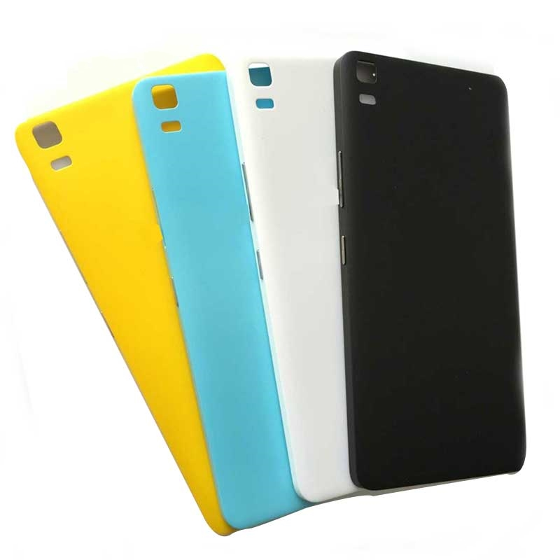 RTBESTOYZ New <font><b>Battery</b></font> Door Back <font><b>Cover</b></font> Housing Case For <font><b>Lenovo</b></font> <font><b>K3</b></font> <font><b>NOTE</b></font> K50-T5 A7000 With Power Volume Buttons image
