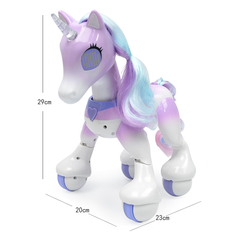 Toys For Children Remote Control Car Electric Smart Horse S New Robot Touch Induction Electronic Pet Educational In Pets From