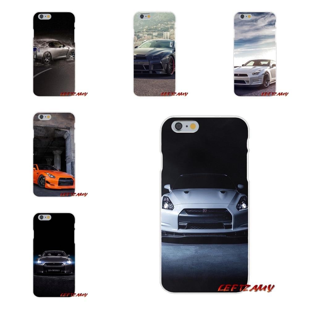 nissan GT R SPORT CAR Slim Silicone phone Case For Sony Xperia Z Z1 Z2 Z3 Z4 Z5 compact  ...