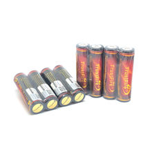 8 шт/лот с защитой от trustfire аккумулятор 18650 37 В 3000