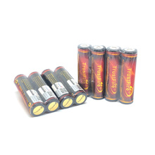 цена на 8pcs/lot TrustFire Protected 18650 Battery 3.7V 3000mAh By Camera Torch Flashlight 18650 Rechargeable Batteries with PCB