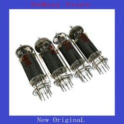 2 PCS 4 PCS EL84 tubo elettronico rosso carattere generazione diretta 6P14 6BQ5