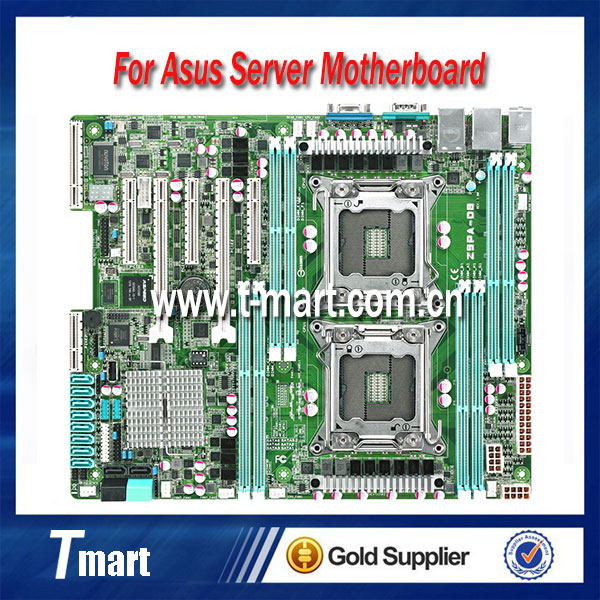 100% working server motherboard for Asus Z9PA-D8 C602 LGA2011 system mainboard fully tested and perfect quality