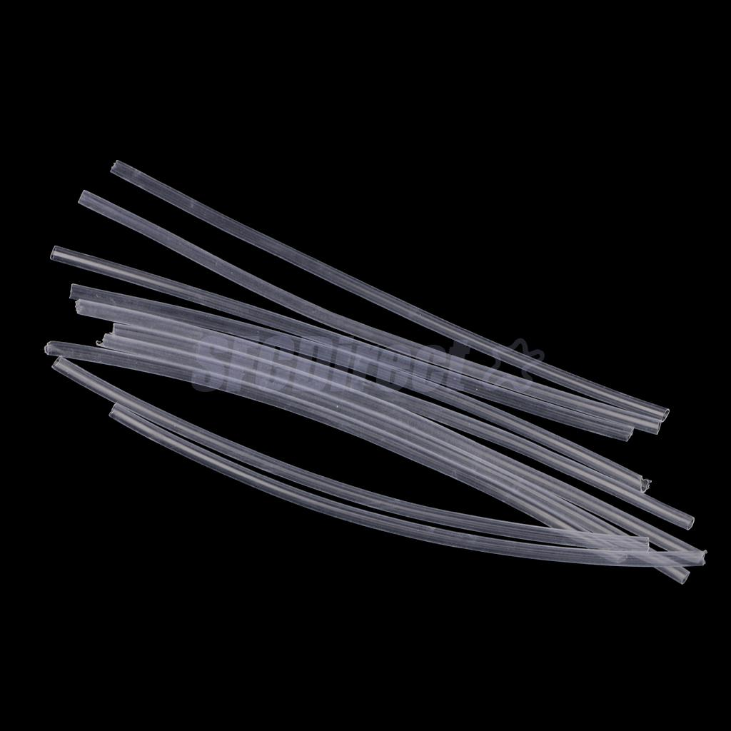 10Pcs Fishing Rig Making Heat Shrink Rig Tubes Sleeve Hook Line Connector