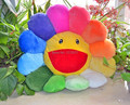 60cm Murakami Takashi Sunflower Plush Sofa Cushion, AUTO ACCESSORY Free Shipping