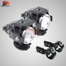 Motorcycle Fog Lights & Spotlight Lamp Brackets For Yamaha MT-07 MT-01 XJR1300 FZ-07 FZ8 YBR125 FZ-09