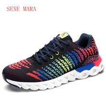 Size 35-44 NEW 2017 Sneakers shoes men Outdoor Running Shoes for men Sport shoes men male athletic Trainers Jogging Walking B185