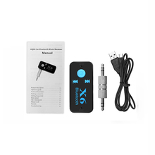 Wireless Car USB Aux Bluetooth Adapter Receiver Audio 3.5mm Aux Handsfree Bluetooth Car Kit TF Card Play A2DP Mp3 Music Receiver handfree car bluetooth music receiver universal 3 5mm streaming a2dp wireless auto aux audio adapter connector mic for phone mp3
