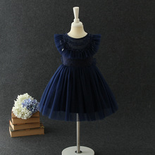 0a2f1d1e7f13e Buy blue 1 year old dress and get free shipping on AliExpress.com