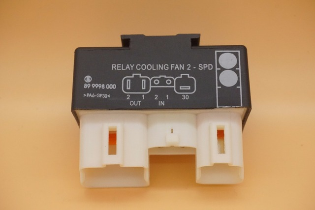 Engine Cooling Fan Control Switch Relay Module 9442933 For VOLVO C70
