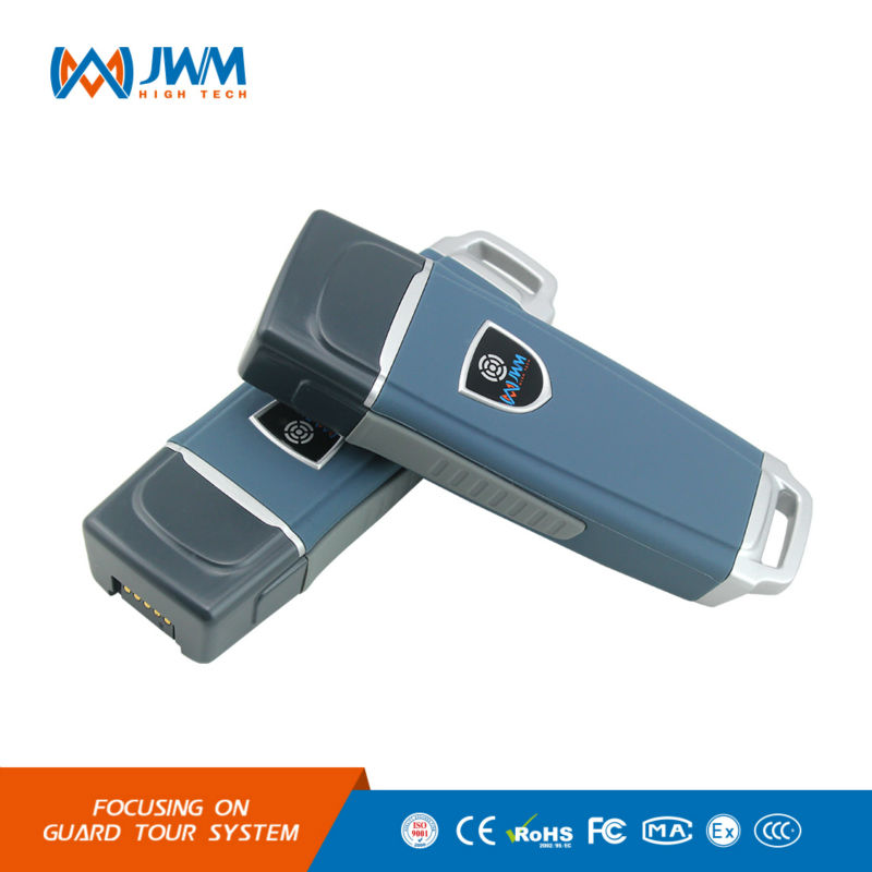 2019 JWM Waterproof RFID Security Patrol Wand With 24 Tags