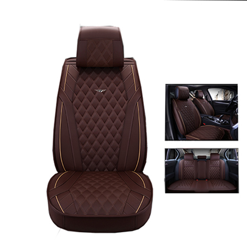 High quailty pu leather Car Seat Covers For BMW i3 i8 X1 E84 X4 F26 X5 E70 F15 E53 X6 E71 E72 F16 X3 E83 F25 accessories styling right side housing clear front fog light lamp cover for bmw x6 e71 e72 oem 63177187630 car styling