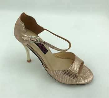 Comfortable and Fashional Argentina Tango Dance Shoes Party Shoes Wedding Shoes leather outsole T6282B-LGL