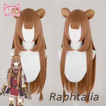 【Anihut】Tate no Yuusha Nariagari Raphtalia Wig with EARS The Rising of the Shield Hero