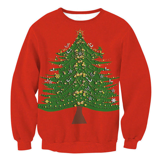 E Mens ugly christmas sweater 5c64c1130be2d