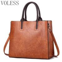 Luxury Handbags Women Bags Designer Famous Brands Pu Leather Bag Casual Women Large Capacity Shopping Bag