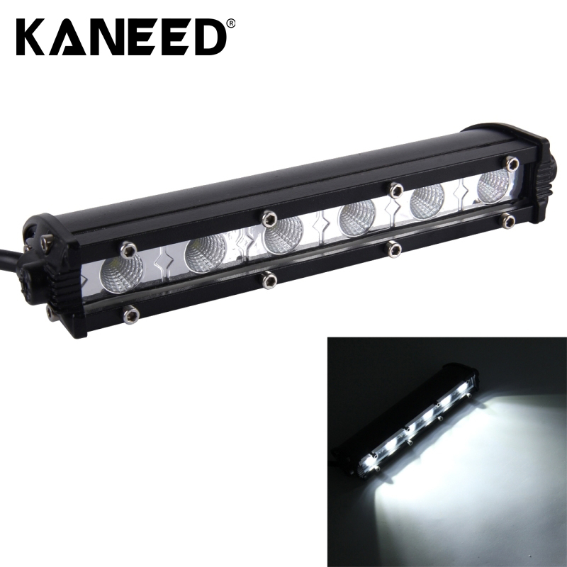 DC 10-30V 18W 2300LM 6500K Waterproof Vehicle Car Boat Marine External Work Lights Emergency Lights 60 Degrees Adjustable