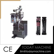 High Quality Vertical Ketchup Sauce Packing Machine Paste Liquid Pneumatic Packaging With Factory Price