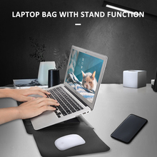 Laptop Sleeve for Apple Macbook Stand Desk Ultra Thin Notebook Cover Air Pro 13 15 inch Case Retina