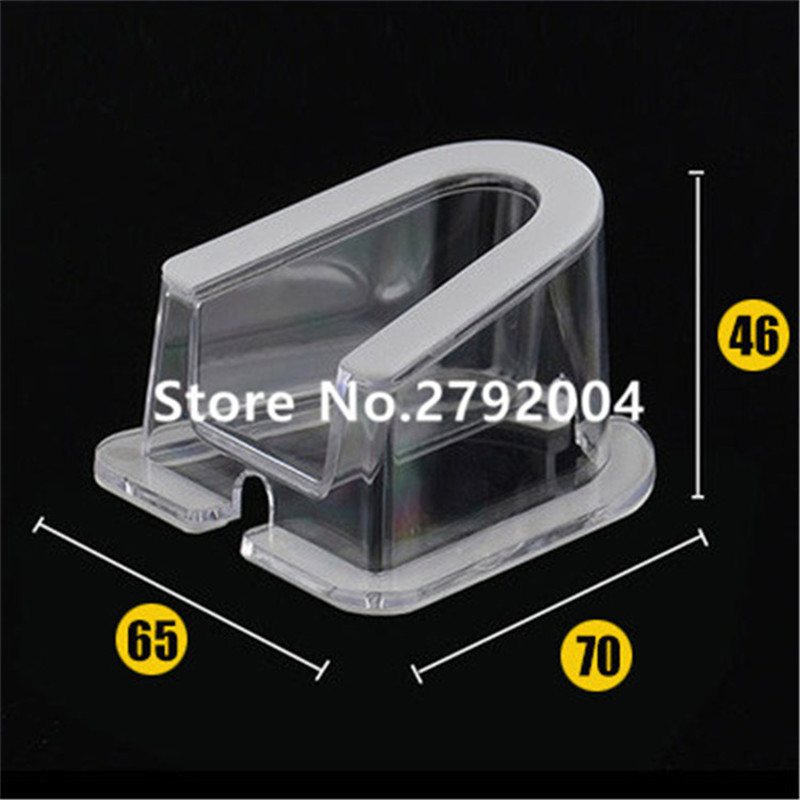 100 pcs lote acrilico celular display stand 04
