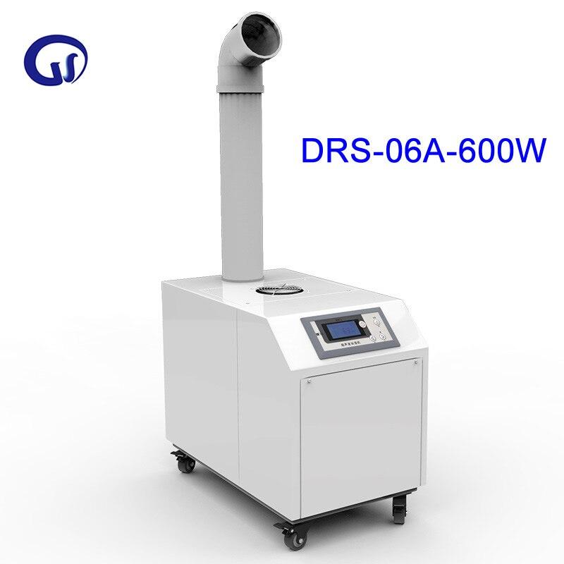 DRS-06A Textil produktion Pflanzung Zerstäuber Tabak Wieder maschine ultraschall industrielle Luftbefeuchter