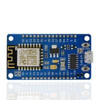 NEW KEYES NodeMcu Lua ESP8266 ESP 12F WIFI Module Development Board Compatible With Networking