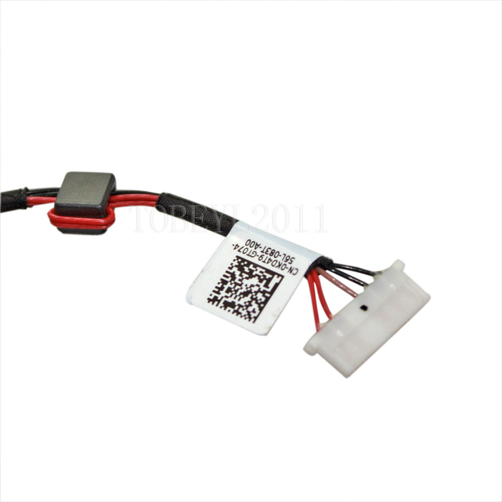 Nuevo arnés de CABLE de alimentación de CC para Dell Inspiron - Cables de computadora y conectores - foto 4