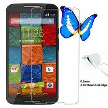 2pcs sFor Glass Moto X2 Screen Protector Tempered Glass for Motorola Moto X2 Glass for Motorola Moto X2 X+1 XT1095 XT1097 Film