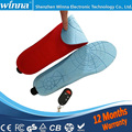 Size Women 35-40 Winter Boots Foot Care Remote Control 1800mAh Insoles Heated Cheap With Factory Price FREE SHIPPING