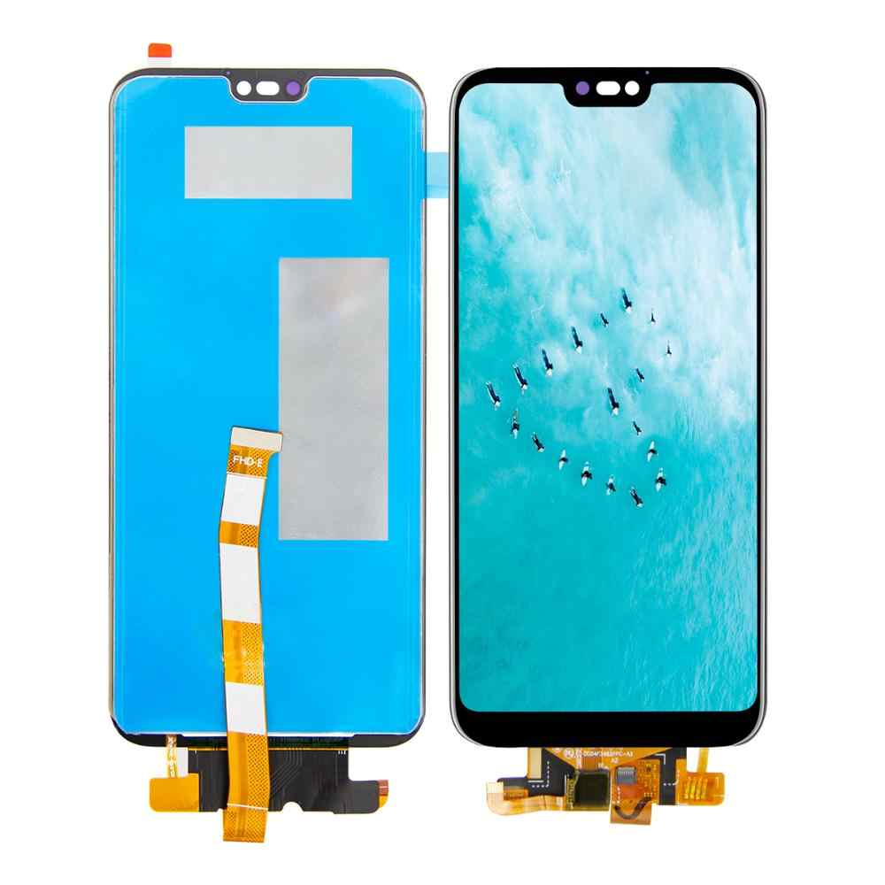 For Huawei Nova 3e LCD Display Touch Screen Assembly For Huawei P20 Lite LCD With Frame ANE LX1 LX2 LX3 L23 L03 Screen