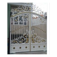 Wrought Iron Gates Designs Cast Iron Gates Kerala Italian Style Wrought Iron Gates