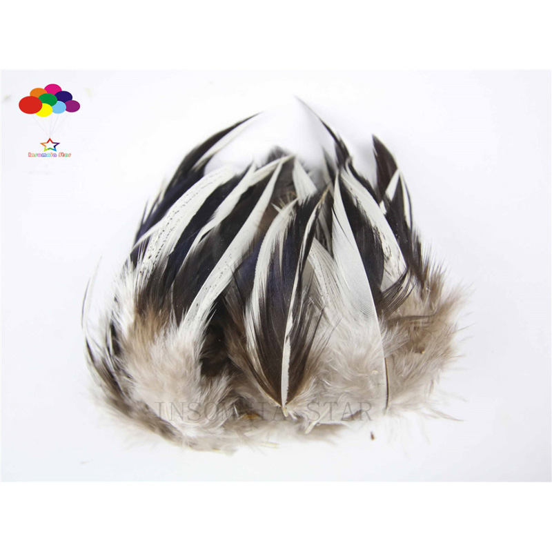 Diy 100 Pcs natural duck feather dyed red 10-1 cm//4-6in Carnival headress craft