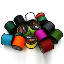 8 Strands 500M Hercules100% PE Extreme Braided Fishing Line Sea Saltwater Fishing Weave