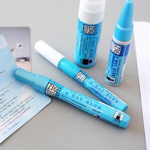 JIANWU/1pc JAPAN kuretake ZIG umweltschutz farbige kleber DIY werkzeuge kleber stifte Büro Liefert