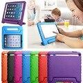 YUNAI Новый 9.7 дюймов Противоударный Для iPad Case Крышка Пена Ручка Стенд Case Малыш Для Ipad 2 3 4 Защитный Чехол Case Для Детей ребенок