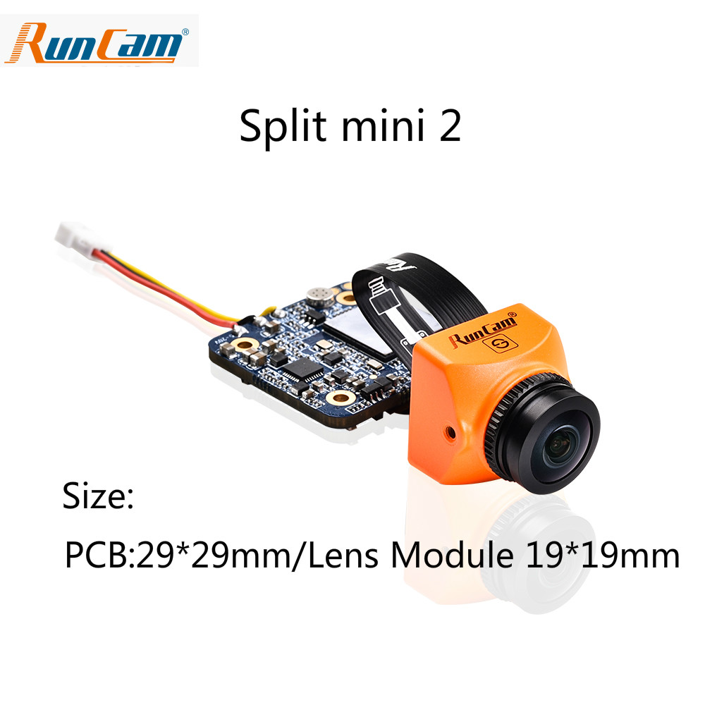Image 3 - RunCam Split 3 Micro/ Nano Split mini 2 /Split 2S with Wifi FPV Camera 2MP1080P/60fps HD recording plus WDR NTSC/PAL Switchable-in Parts & Accessories from Toys & Hobbies