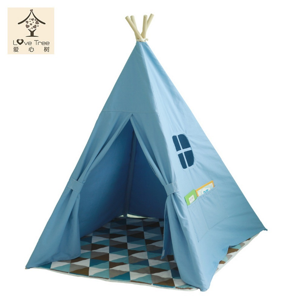 Diy Tent House Play Tent Picture More Detailed Picture About Teepee Kids