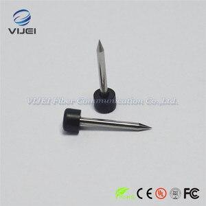 Image 4 - Elettrodi della giuntatrice della giuntatrice di fusione della fibra ottica di T 208 FTTH degli elettrodi di SKYCOM T 108H