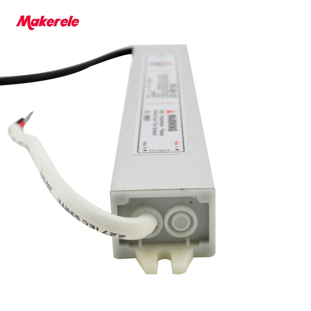 Led Driver Transformer Waterproof Outdoor Switching Power Supply IP67 Adapter AC170-260V To 5v 12v 24v 36v 30W Led Strip Lamp led driver transformer power supply adapter ac110 260v to dc12v 24v 10w 100w waterproof electronic outdoor ip67 led strip lamp