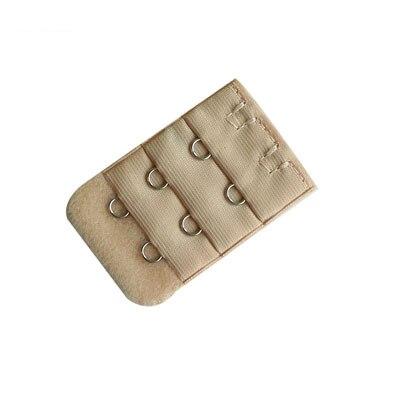 5 шт., расширители для бюстгальтера, удлинение пряжки, 3 крючка, 1, 2, 3, 4, 5 крючков, расширитель для бюстгальтера, инструмент для шитья, аксессуары для женщин - Цвет: Skin 2 buckle