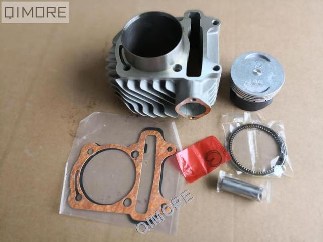 US $30 0 |GY6 170 61mm 2V big bore kit / Cylinder Piston Ring Set for  Scooter Moped ATV QUAD 152QMI 1P52QMI 157QMJ 1P57QMJ GY6 125 GY6 150-in  Engines