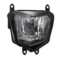 Reflektor motocyklowy Fairing reflektor dla Honda Crf250L 2013 2014 2015 2016 2017 motocykl reflektor na