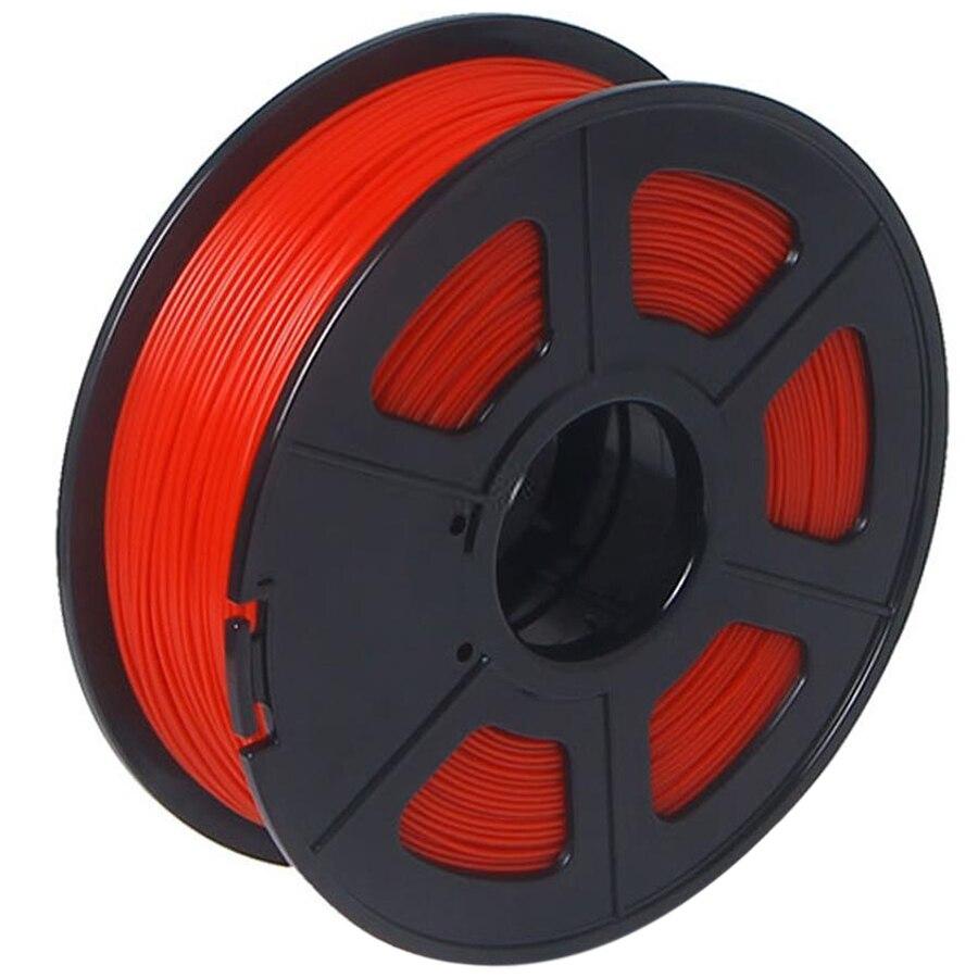 3D Printer Filament 1kg/2.2lb 1.75mm PLA Plastic for RepRap Mendel red 3d printer filament 1kg 2 2lb 3mm pla plastic for mendel green