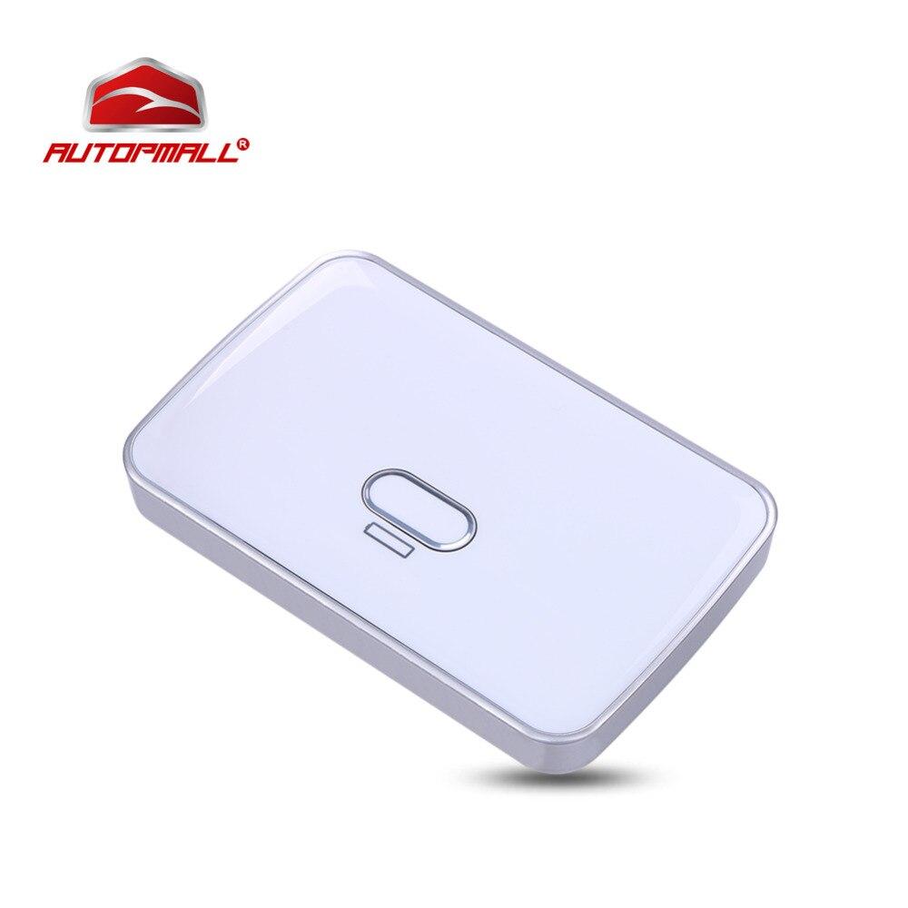 Автомобиль локатор GPS Tracker GSM GPRS Устройства Слежения queclink gs100 U-Blox c3000mah вибратор Anti-Theft сигнал тревоги